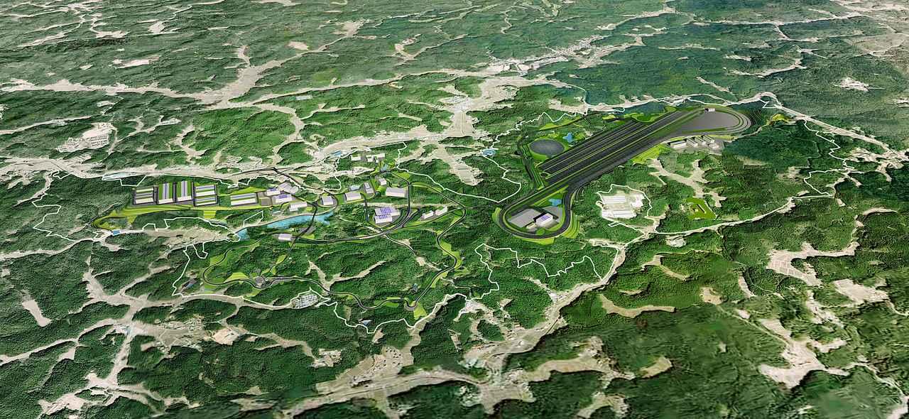 Images : 1番目の画像 - トヨタ テクニカルセンター 下山 - Webモーターマガジン