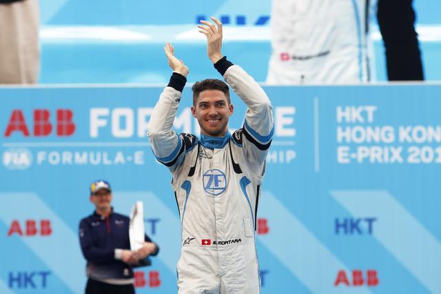 画像: #48 Edoardo MORTARA 優勝1回/表彰台3回 生年月日: 1987/01/12 国籍: スイス