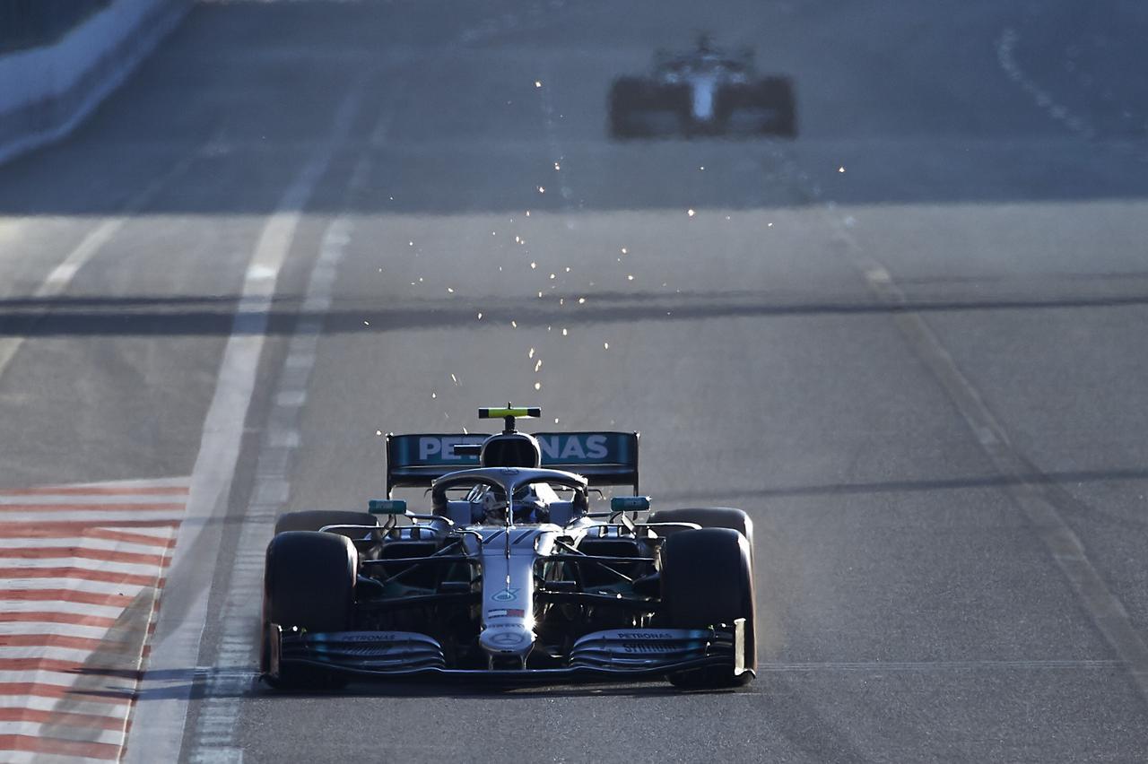 Images : 6番目の画像 - 「F1第4戦アゼルバイジャンGP 予選、メルセデスAMGがフロントロウを独占、レッドブル・ホンダのマックス・フェルスタペンは4位【モータースポーツ】」のアルバム - Webモーターマガジン
