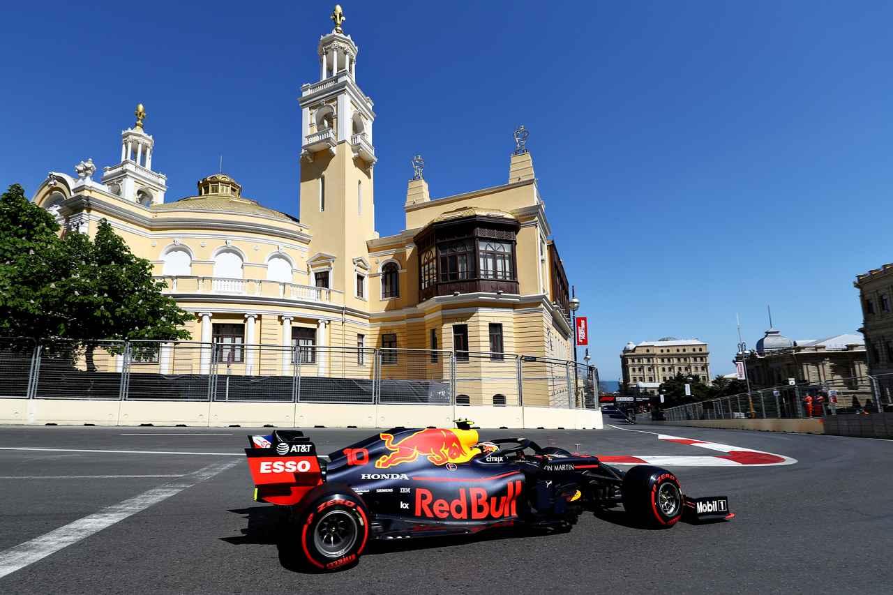 Images : 5番目の画像 - 「F1第4戦アゼルバイジャンGP 予選、メルセデスAMGがフロントロウを独占、レッドブル・ホンダのマックス・フェルスタペンは4位【モータースポーツ】」のアルバム - Webモーターマガジン