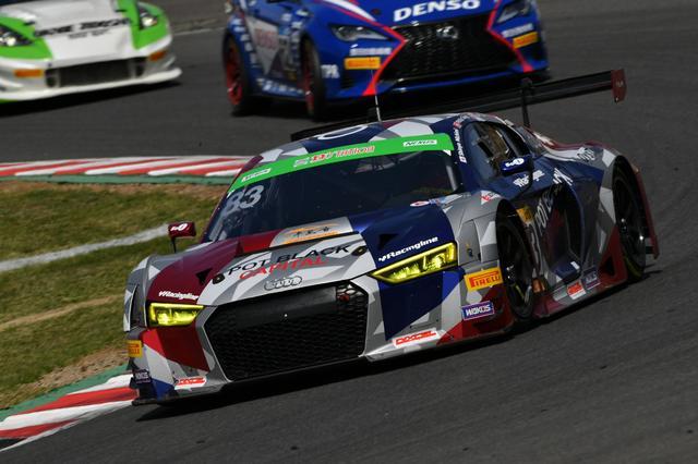 画像3: GTNET GT3 GT-Rが巧みなレース運びで勝利!【スーパー耐久シリーズ第2戦】in スポーツランドSUGO