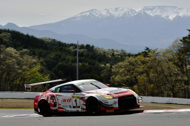 画像7: GTNET GT3 GT-Rが巧みなレース運びで勝利!【スーパー耐久シリーズ第2戦】in スポーツランドSUGO