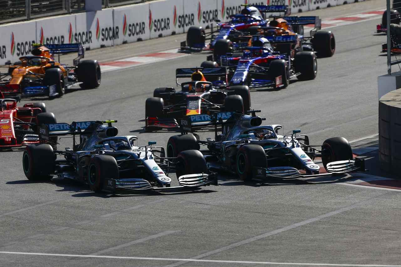 Images : 2番目の画像 - 「F1アゼルバイジャンGP、またもメルセデスAMGが1-2フィニッシュ! レッドブル・ホンダは連続4位【モータースポーツ】」のアルバム - Webモーターマガジン