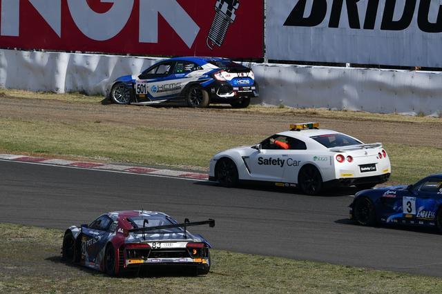 画像5: GTNET GT3 GT-Rが巧みなレース運びで勝利!【スーパー耐久シリーズ第2戦】in スポーツランドSUGO