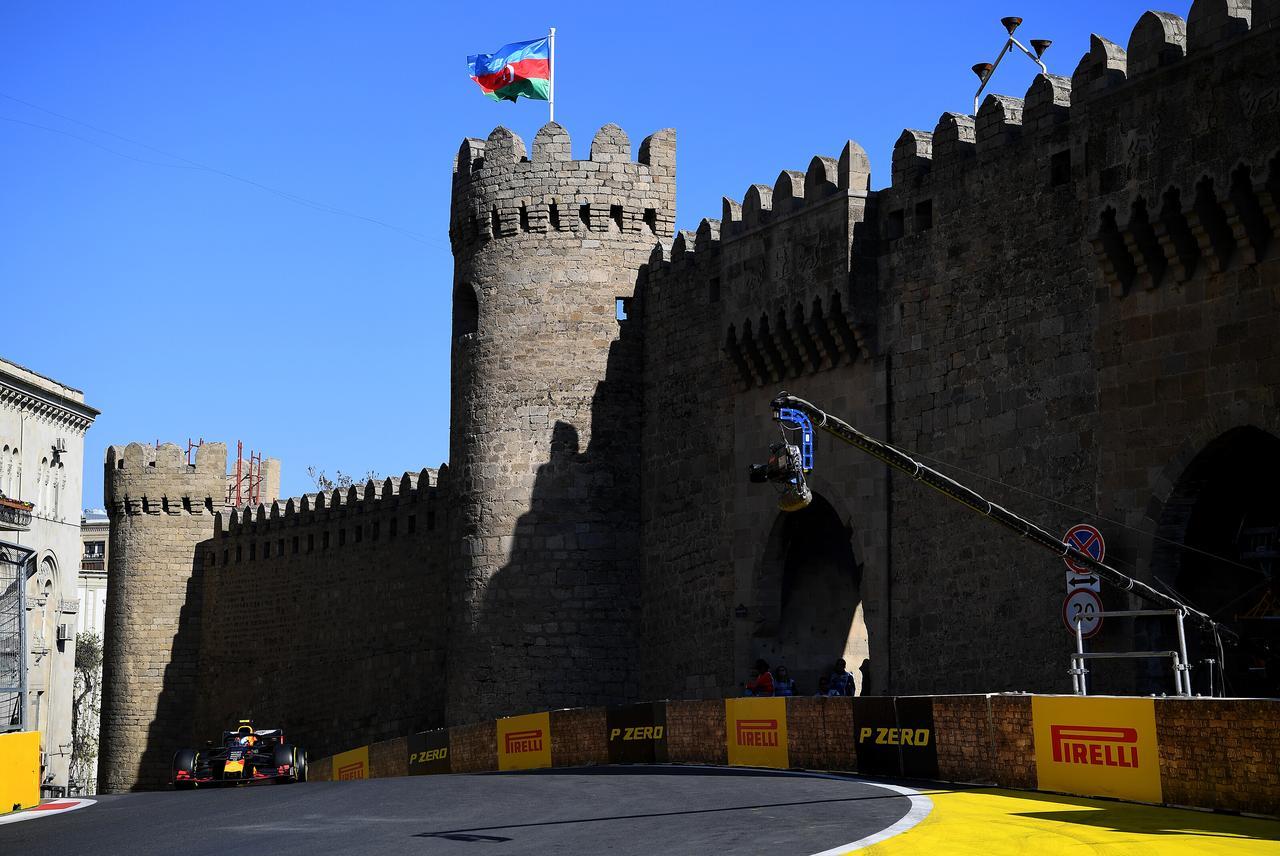 Images : 19番目の画像 - 「F1アゼルバイジャンGP、またもメルセデスAMGが1-2フィニッシュ! レッドブル・ホンダは連続4位【モータースポーツ】」のアルバム - Webモーターマガジン
