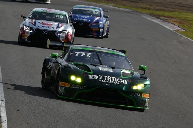 画像4: GTNET GT3 GT-Rが巧みなレース運びで勝利!【スーパー耐久シリーズ第2戦】in スポーツランドSUGO