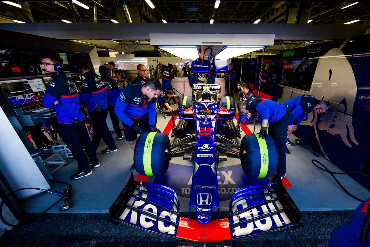 Images : 24番目の画像 - 「F1アゼルバイジャンGP、またもメルセデスAMGが1-2フィニッシュ! レッドブル・ホンダは連続4位【モータースポーツ】」のアルバム - Webモーターマガジン
