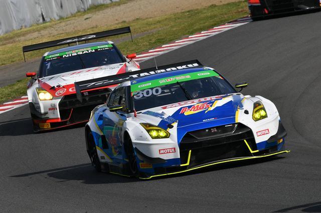 画像6: GTNET GT3 GT-Rが巧みなレース運びで勝利!【スーパー耐久シリーズ第2戦】in スポーツランドSUGO