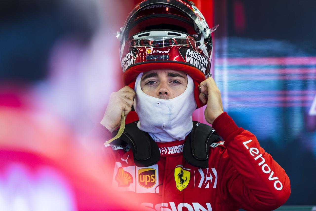 Images : 12番目の画像 - 「F1アゼルバイジャンGP、優勝できるはずだったフェラーリはなぜ敗れたのか【モータースポーツ】」のアルバム - Webモーターマガジン