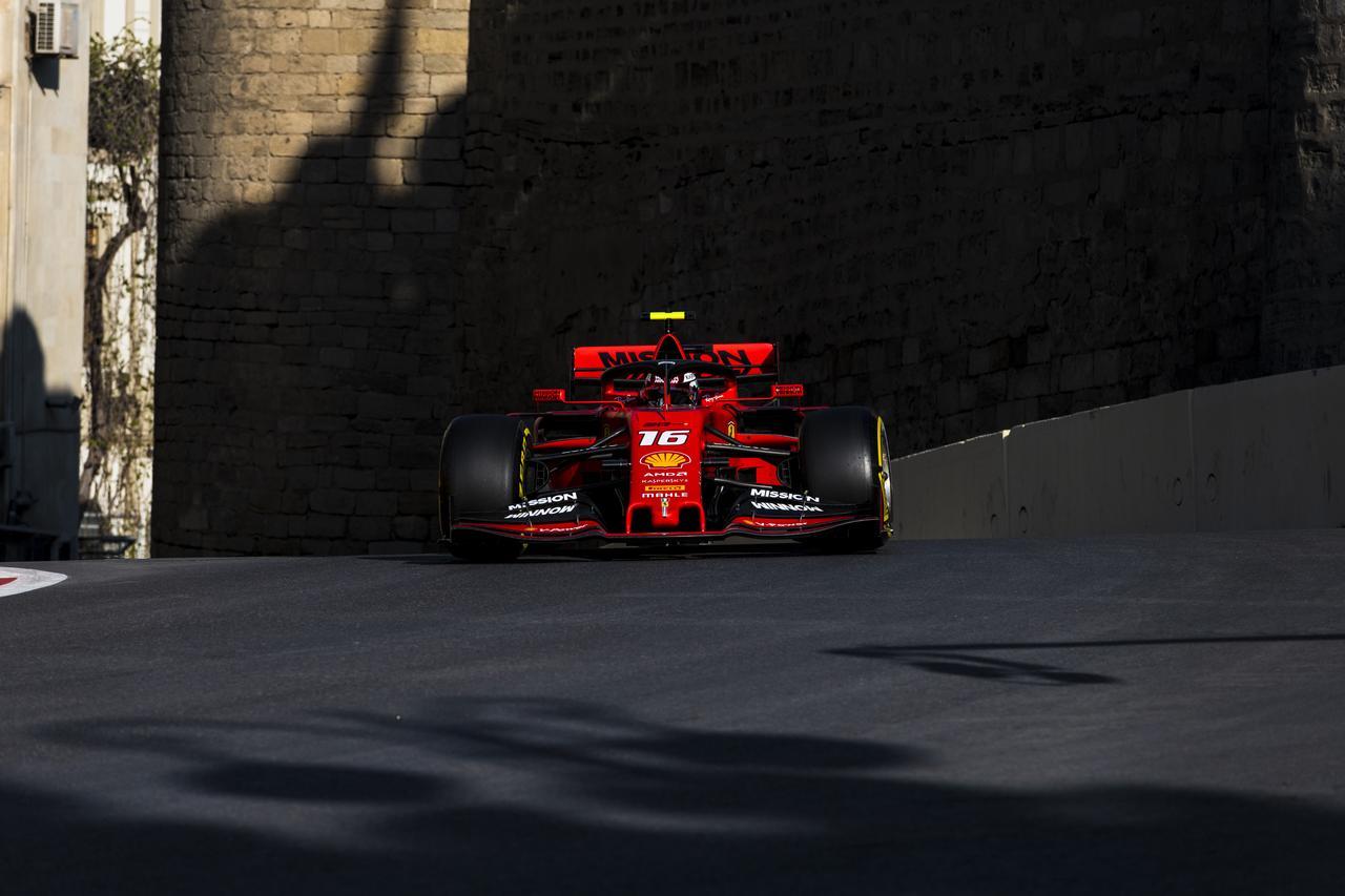 Images : 5番目の画像 - 「F1アゼルバイジャンGP、優勝できるはずだったフェラーリはなぜ敗れたのか【モータースポーツ】」のアルバム - Webモーターマガジン