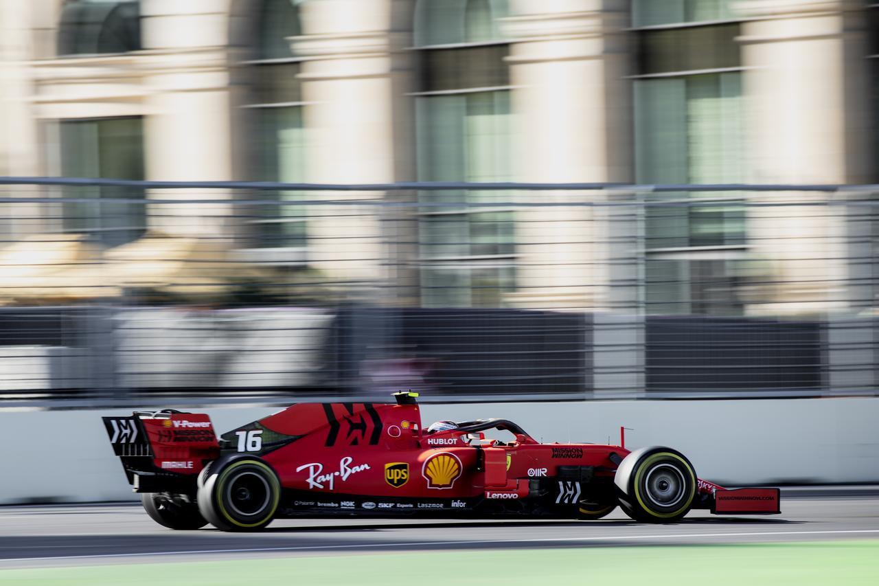 Images : 10番目の画像 - 「F1アゼルバイジャンGP、優勝できるはずだったフェラーリはなぜ敗れたのか【モータースポーツ】」のアルバム - Webモーターマガジン