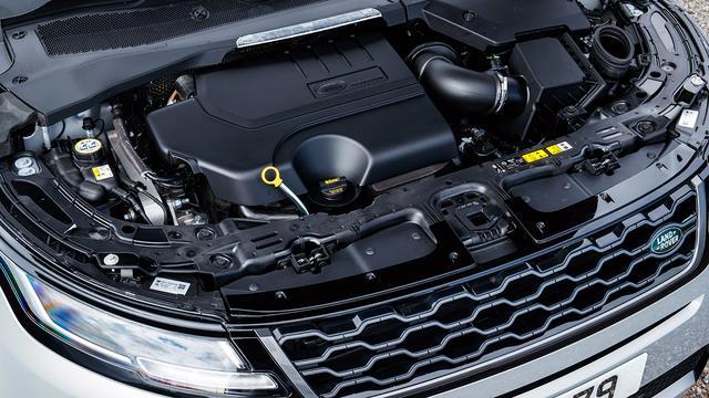 画像: 249psのガソリンエンジンの他にディーゼルエンジン仕様も用意されている。