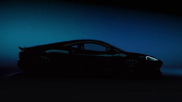 画像: The New McLaren GT youtu.be