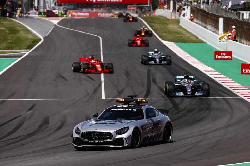 Images : 5番目の画像 - 2018年 スペインGPと2019年のタイヤ選択表/コース図 - Webモーターマガジン