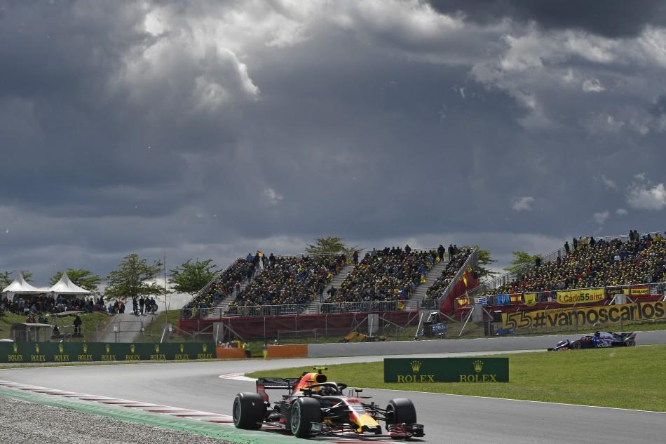 Images : 4番目の画像 - 2018年 スペインGPと2019年のタイヤ選択表/コース図 - Webモーターマガジン