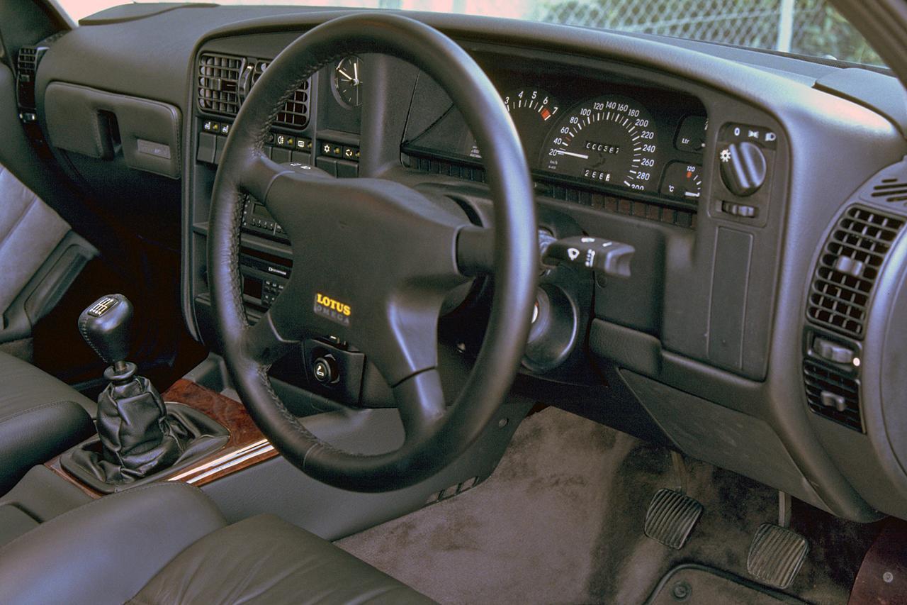 Images : 4番目の画像 - 「【カスタムカー】こんなクルマがあったの、覚えていますか?<その8>オペル・ロータス オメガ(1991年)」のアルバム - Webモーターマガジン