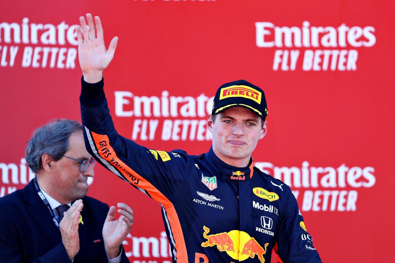 Images : 9番目の画像 - 「F1スペインGP、メルセデスAMGが開幕5連続1-2フィニッシュ、レッドブル・ホンダのフェルスタッペンが3位表彰台【モータースポーツ】」のアルバム - Webモーターマガジン