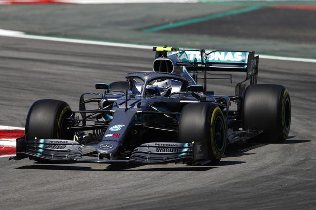 画像: バルテリ・ボッタスが中国GP以来、3戦連続でポールポジションを獲得