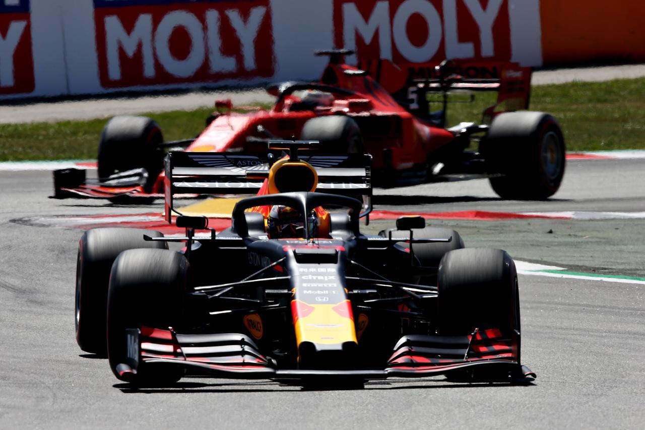 Images : 8番目の画像 - 「F1スペインGP、メルセデスAMGが開幕5連続1-2フィニッシュ、レッドブル・ホンダのフェルスタッペンが3位表彰台【モータースポーツ】」のアルバム - Webモーターマガジン