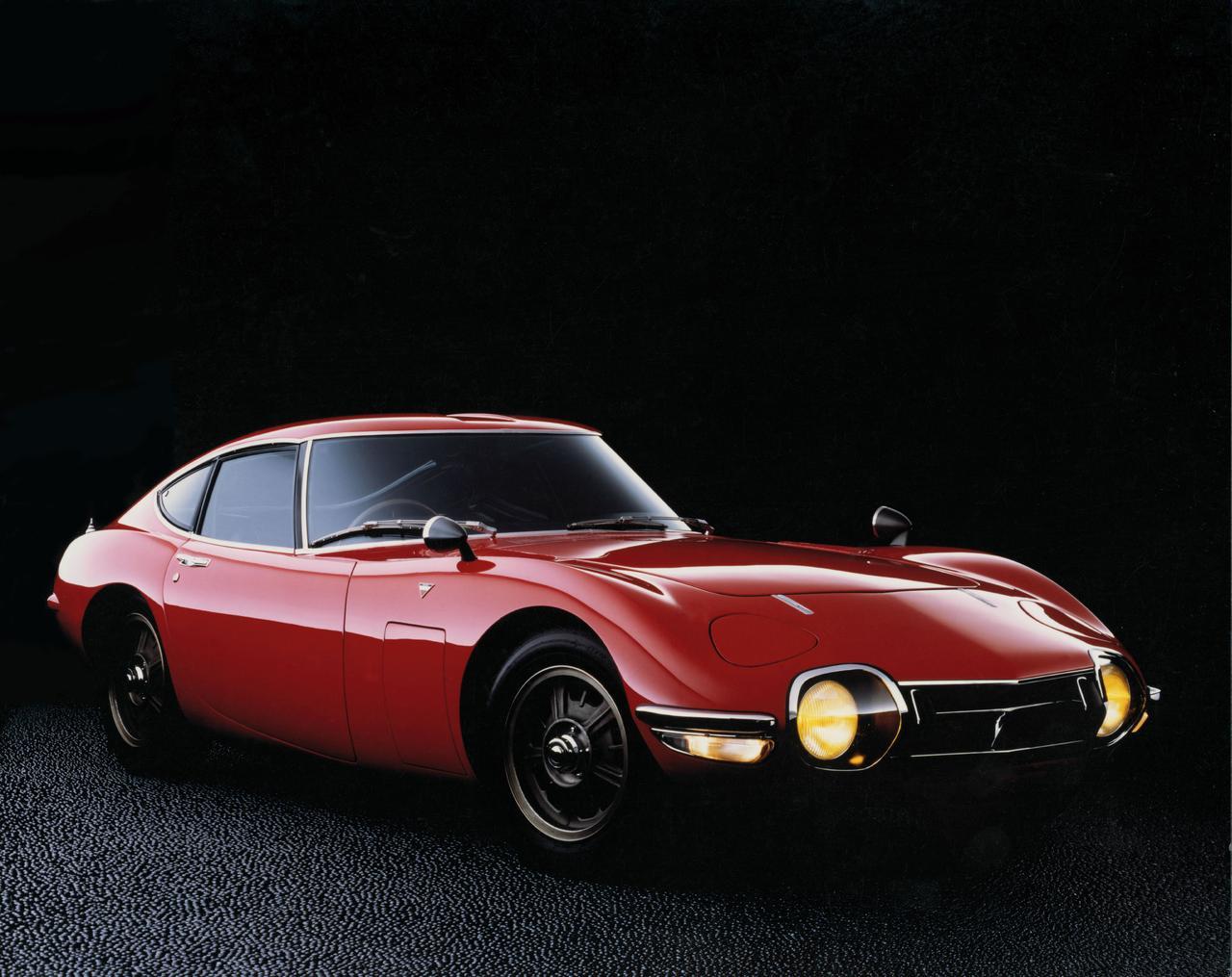 Images : 1番目の画像 - 「【今日は何の日?】トヨタ2000GT発売 「世界中を驚かせたジャパニーズスーパーカー」52年前 1967年5月16日」のアルバム - Webモーターマガジン