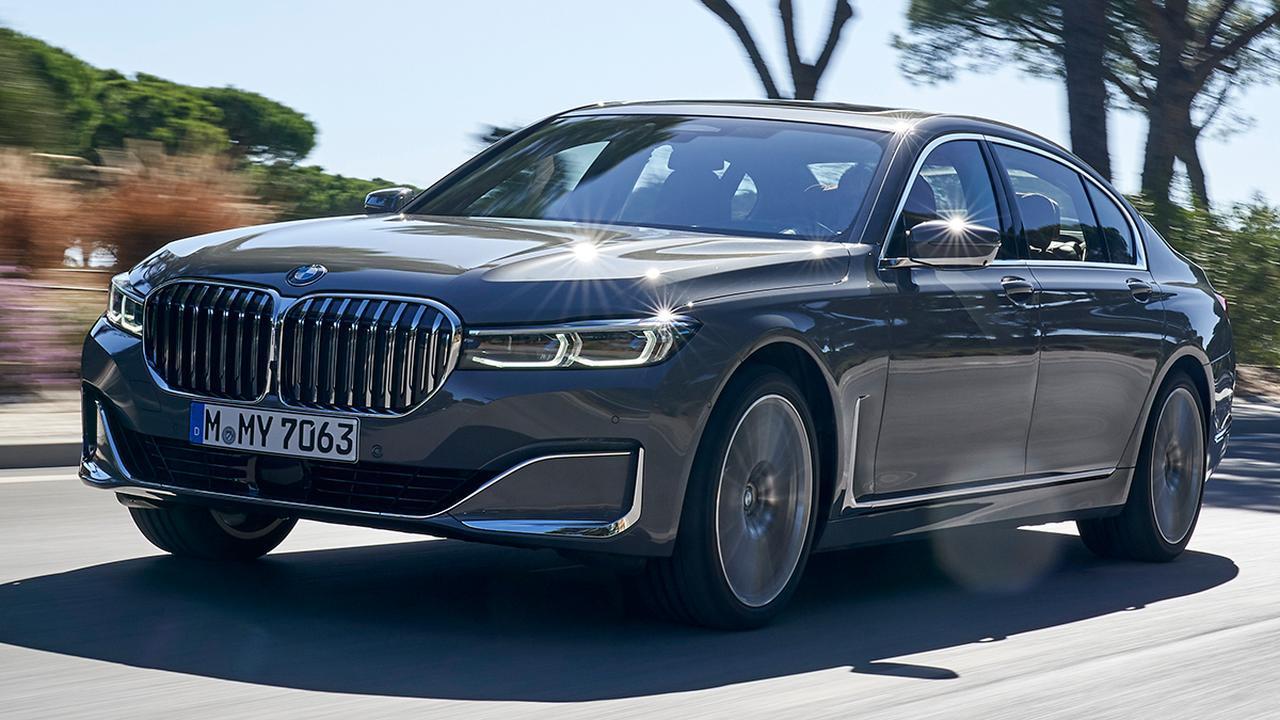 Images : 6番目の画像 - 新型BMW7シリーズの世界 - Webモーターマガジン