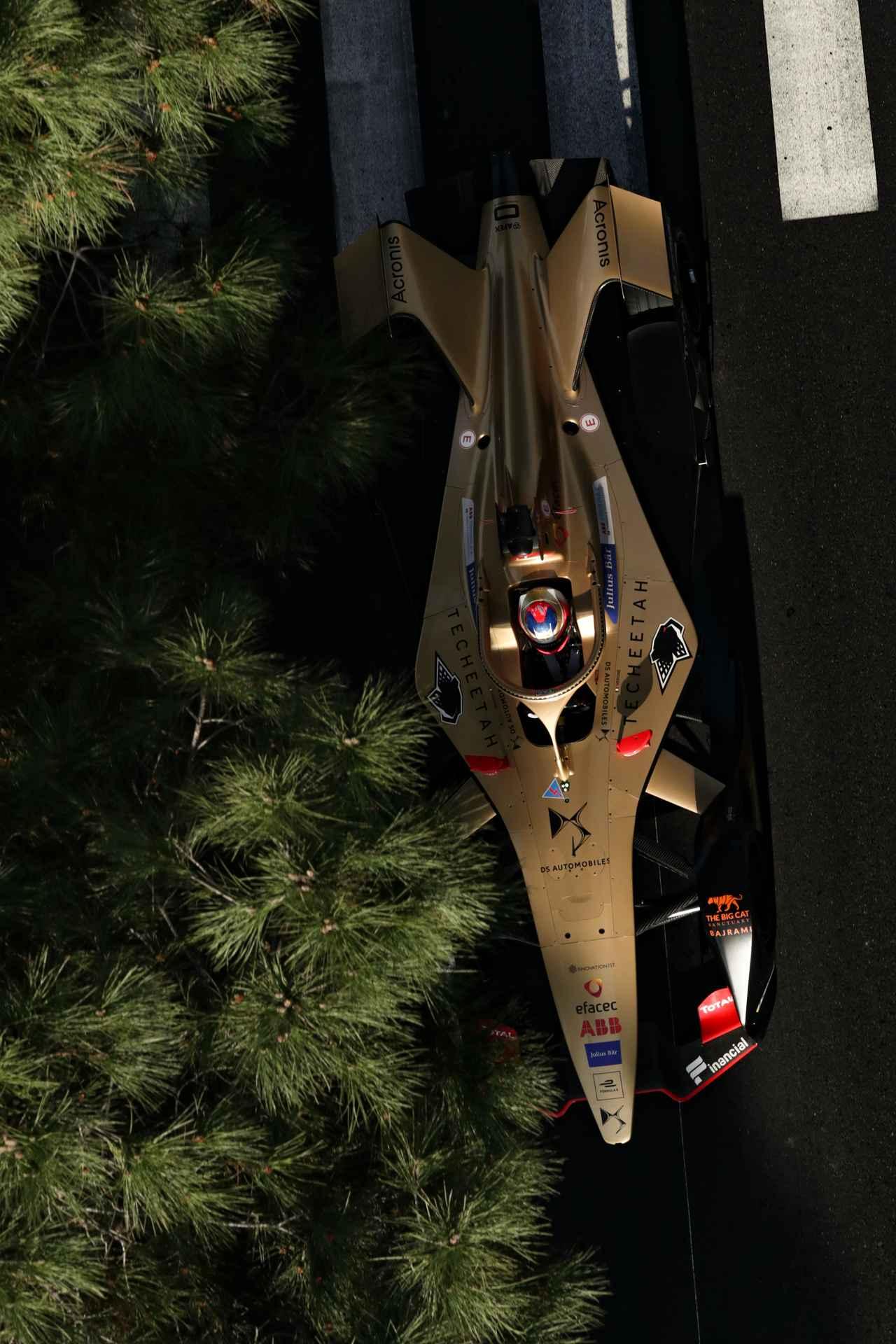 Images : 5番目の画像 - 「フォーミュラE 第9戦モナコE-Prix、ベルニュ(DSテチーター)が2勝目でポイントリーダーに浮上【モータースポーツ】」のアルバム - Webモーターマガジン