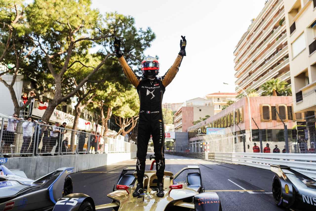 Images : 7番目の画像 - 「フォーミュラE 第9戦モナコE-Prix、ベルニュ(DSテチーター)が2勝目でポイントリーダーに浮上【モータースポーツ】」のアルバム - Webモーターマガジン