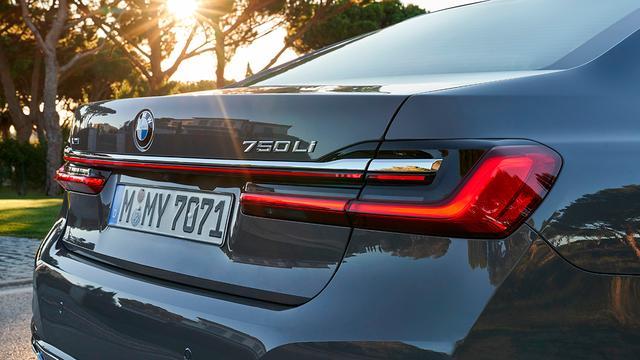"""画像1: 【海外試乗】新型BMW7シリーズは静粛性と""""ゆとり感""""が激変した旗艦の中の旗艦!"""