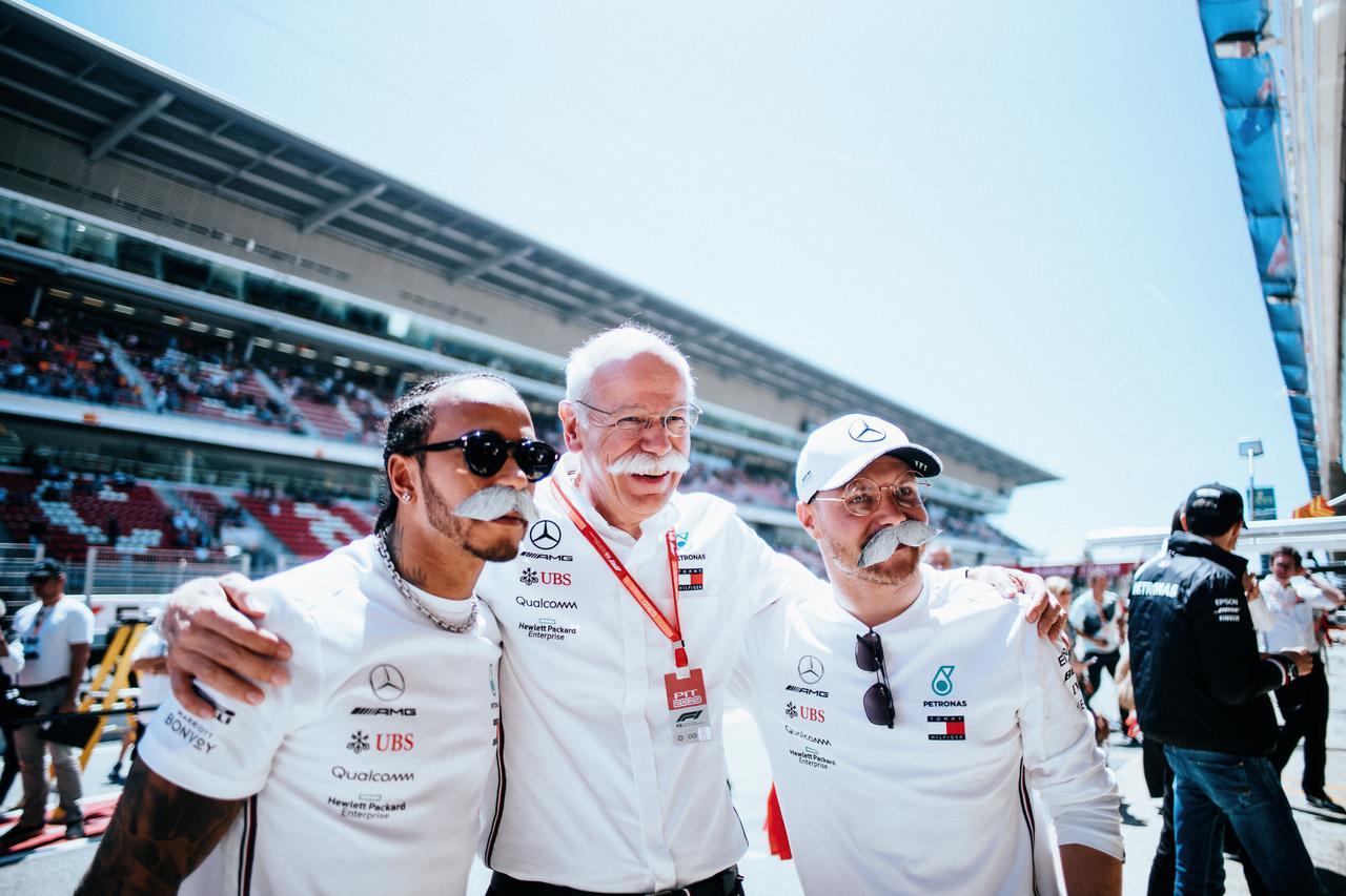 Images : 11番目の画像 - 「F1スペインGP、メルセデスAMGが開幕5連続1-2フィニッシュ、レッドブル・ホンダのフェルスタッペンが3位表彰台【モータースポーツ】」のアルバム - Webモーターマガジン