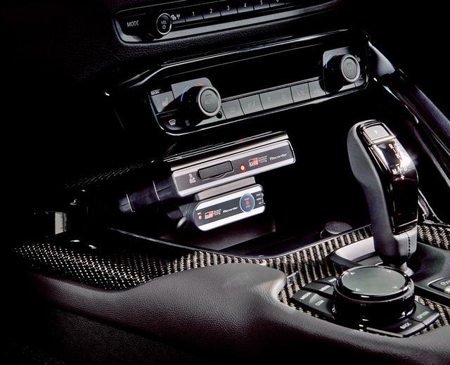 画像: トヨタ GAZOOレーシング レコーダー