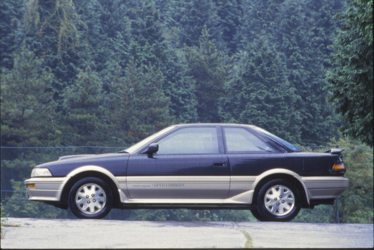 Images : 4番目の画像 - 「【今日は何の日?】AE92型カローラレビン発表/発売「FF化された2ドアクーペは販売面で大成功」32年前 1987年5月15日」のアルバム - Webモーターマガジン
