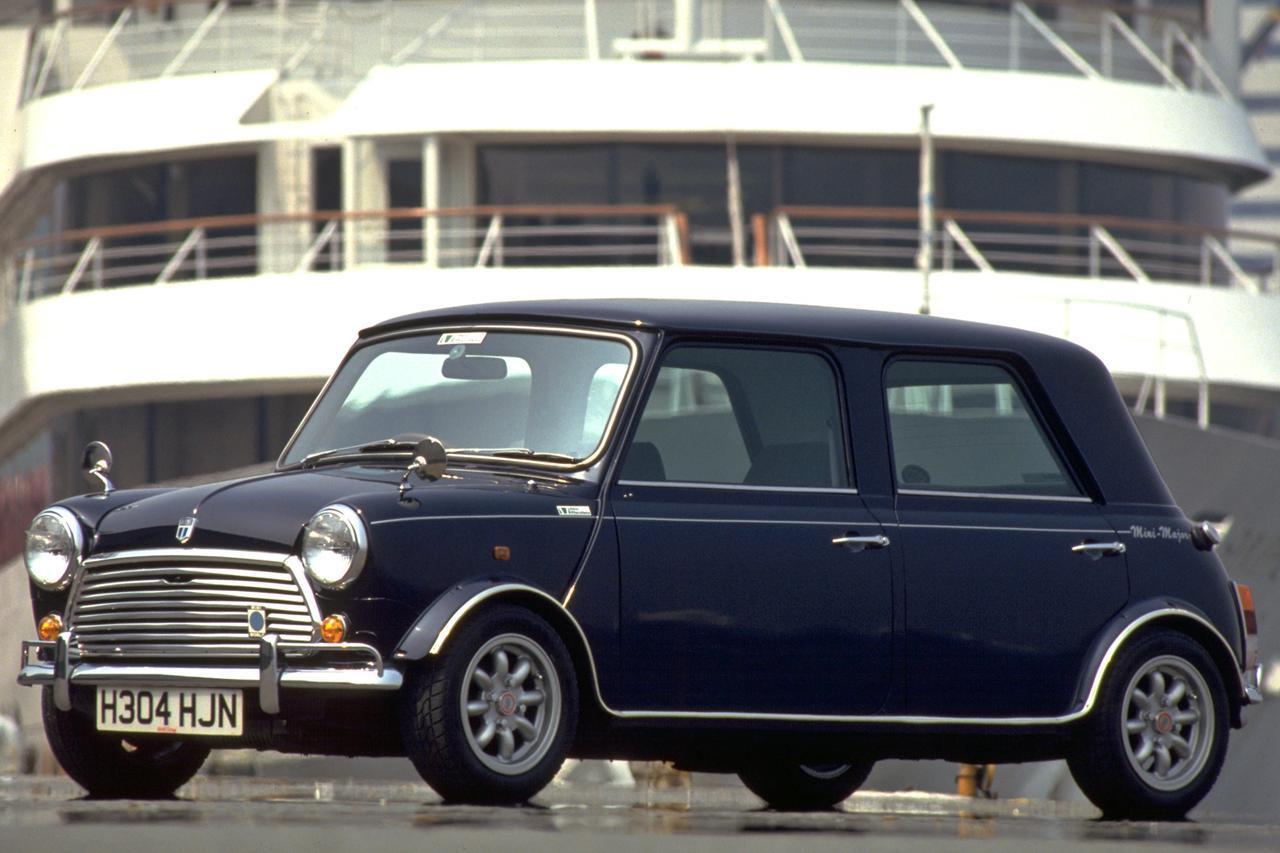 Images : 2番目の画像 - 「【カスタムカー】こんなクルマがあったの、覚えていますか? <その2>MINI メイジャー(1993年)」のアルバム - Webモーターマガジン