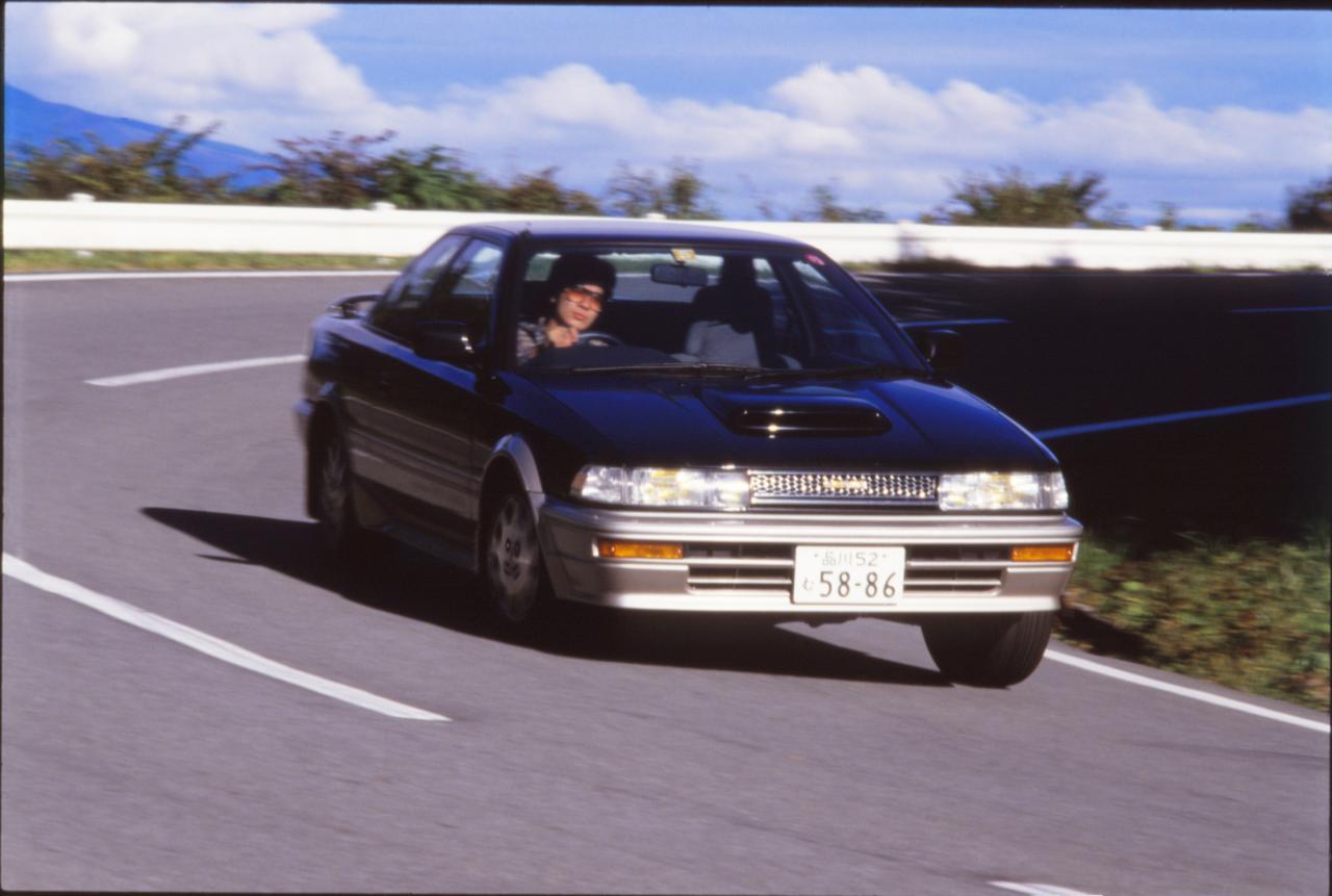 Images : 2番目の画像 - 「【今日は何の日?】AE92型カローラレビン発表/発売「FF化された2ドアクーペは販売面で大成功」32年前 1987年5月15日」のアルバム - Webモーターマガジン