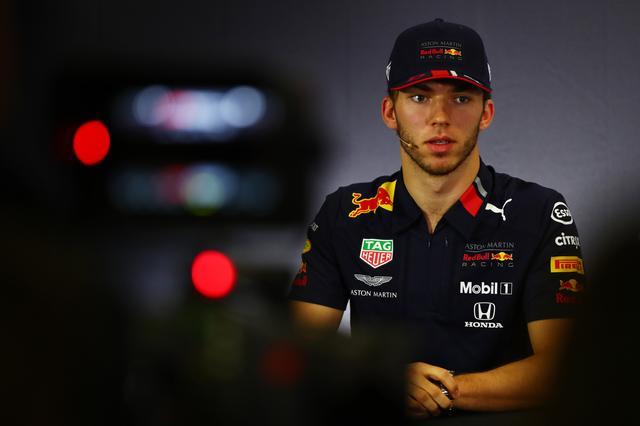 画像: F1第5戦スペインGPで6位に入賞したレッドブル・ホンダのピエール・ガスリー。メルセデス、フェラーリと今後どう戦うか注目される。