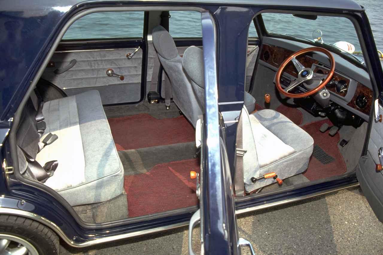 Images : 5番目の画像 - 「【カスタムカー】こんなクルマがあったの、覚えていますか? <その2>MINI メイジャー(1993年)」のアルバム - Webモーターマガジン