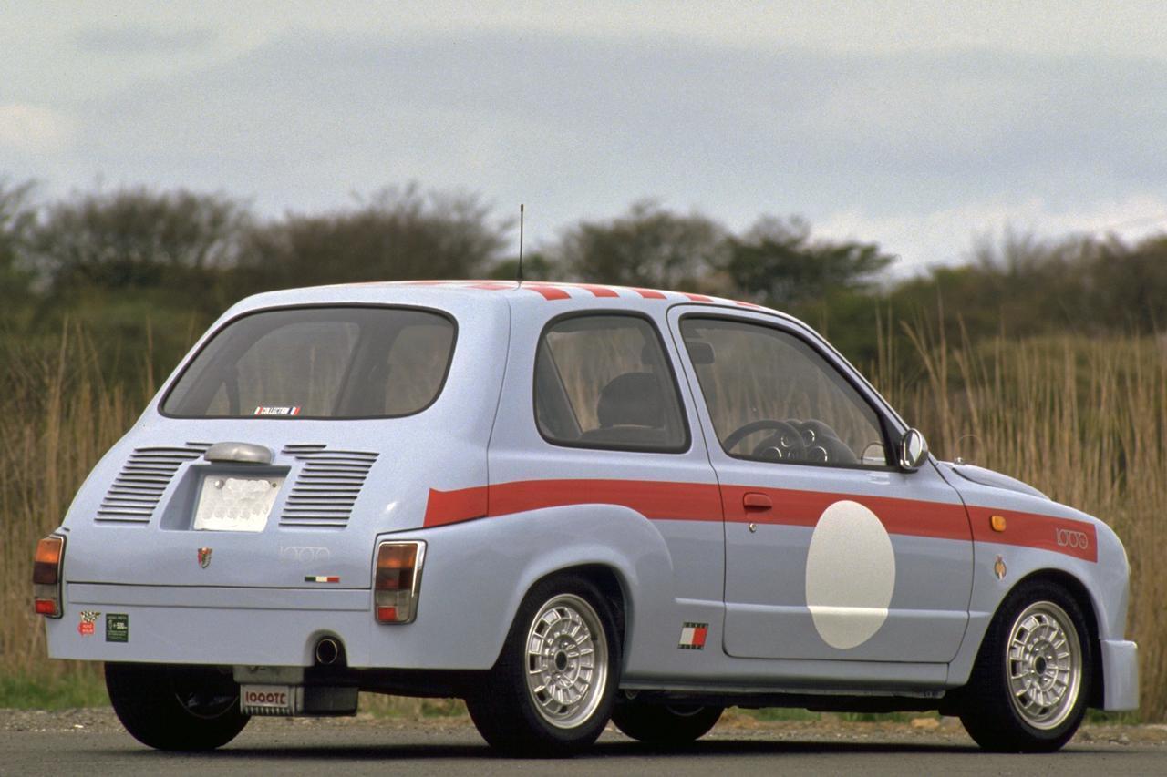 Images : 4番目の画像 - 「【カスタムカー】こんなクルマがあったの、覚えていますか? その① ジェニオディッタ 1000TC(1993年)」のアルバム - Webモーターマガジン
