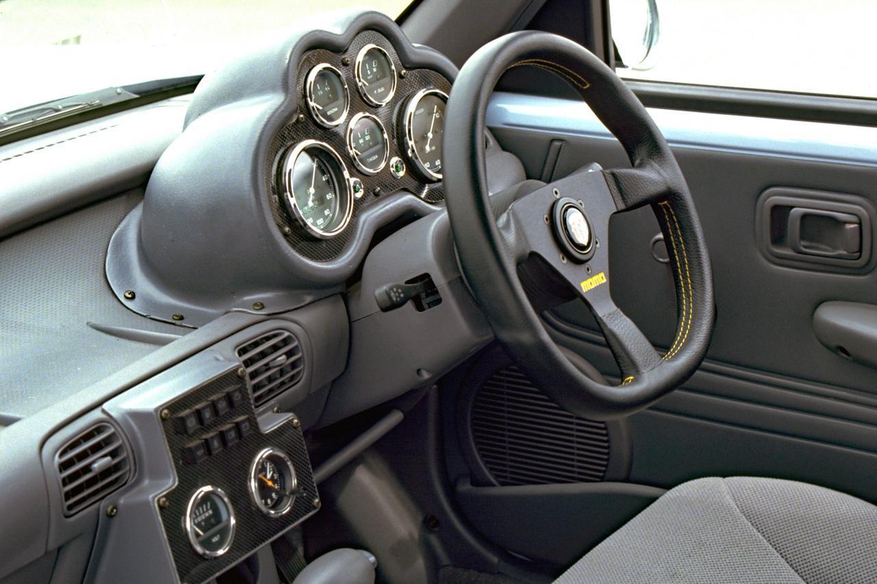 Images : 1番目の画像 - 「【カスタムカー】こんなクルマがあったの、覚えていますか? その① ジェニオディッタ 1000TC(1993年)」のアルバム - Webモーターマガジン