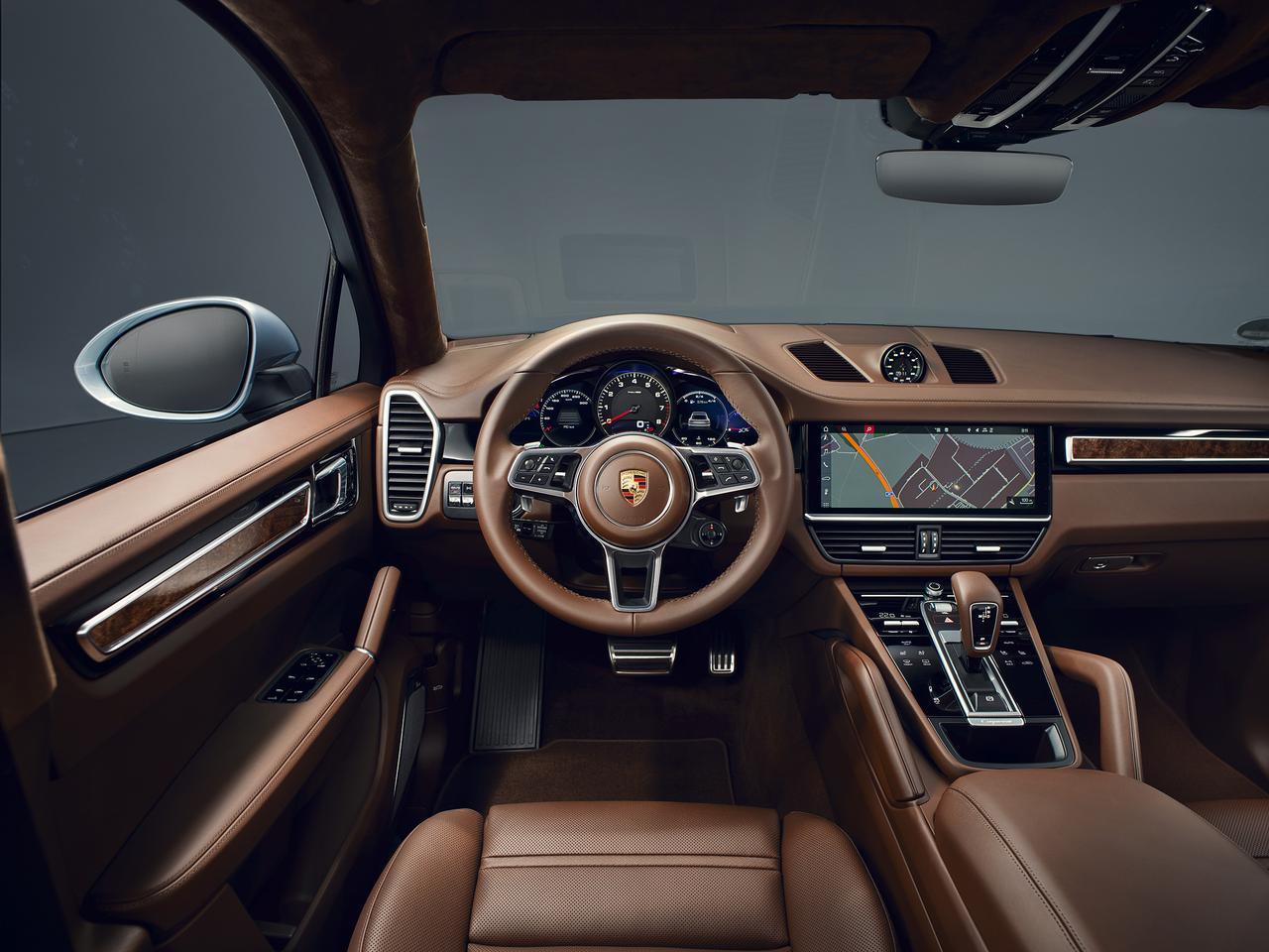 Images : 9番目の画像 - 「ポルシェ カイエンSクーペは、440psを発生する2.9L V6ターボ搭載。車両価格は1408万円で予約開始」のアルバム - Webモーターマガジン