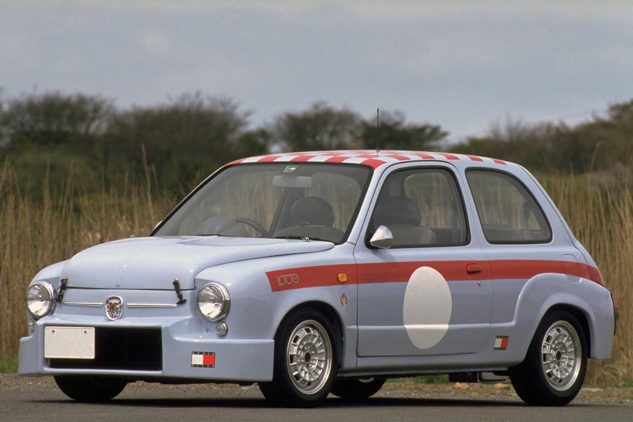 Images : 3番目の画像 - 「【カスタムカー】こんなクルマがあったの、覚えていますか? その① ジェニオディッタ 1000TC(1993年)」のアルバム - Webモーターマガジン