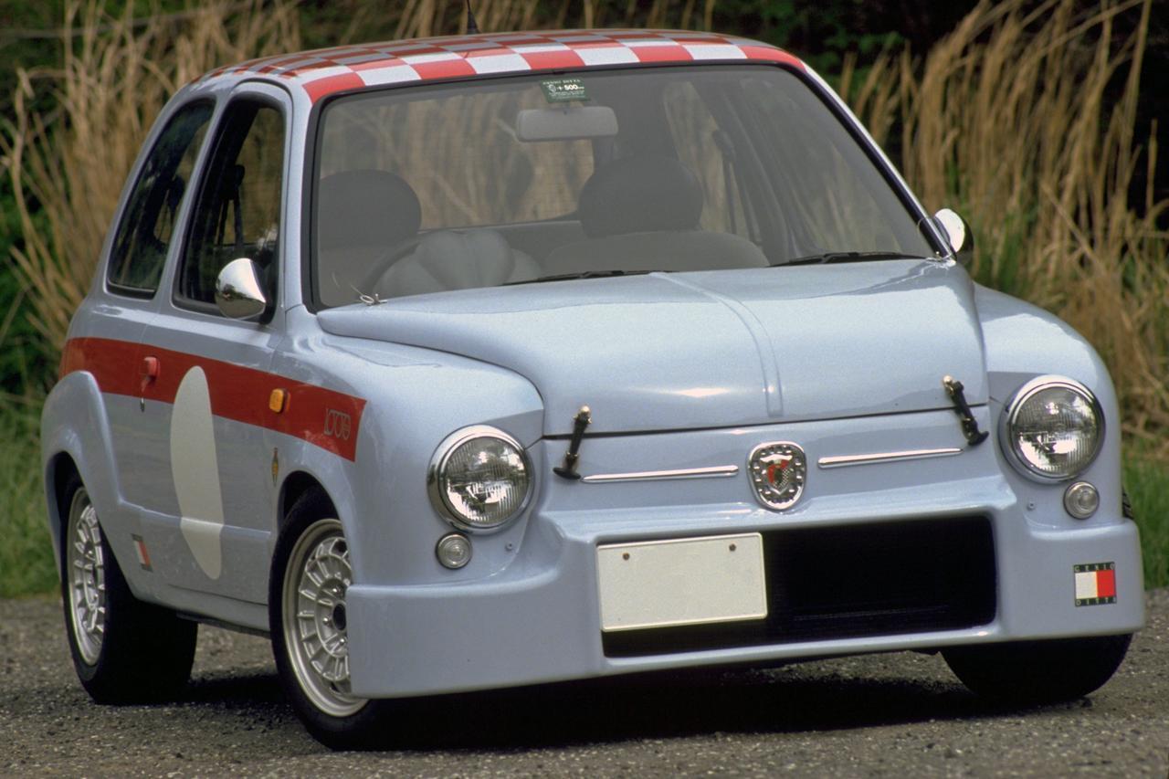 Images : 2番目の画像 - 「【カスタムカー】こんなクルマがあったの、覚えていますか? その① ジェニオディッタ 1000TC(1993年)」のアルバム - Webモーターマガジン