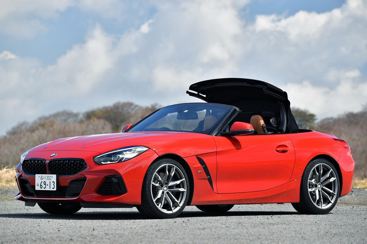 Images : 4番目の画像 - BMW Z4 - Webモーターマガジン