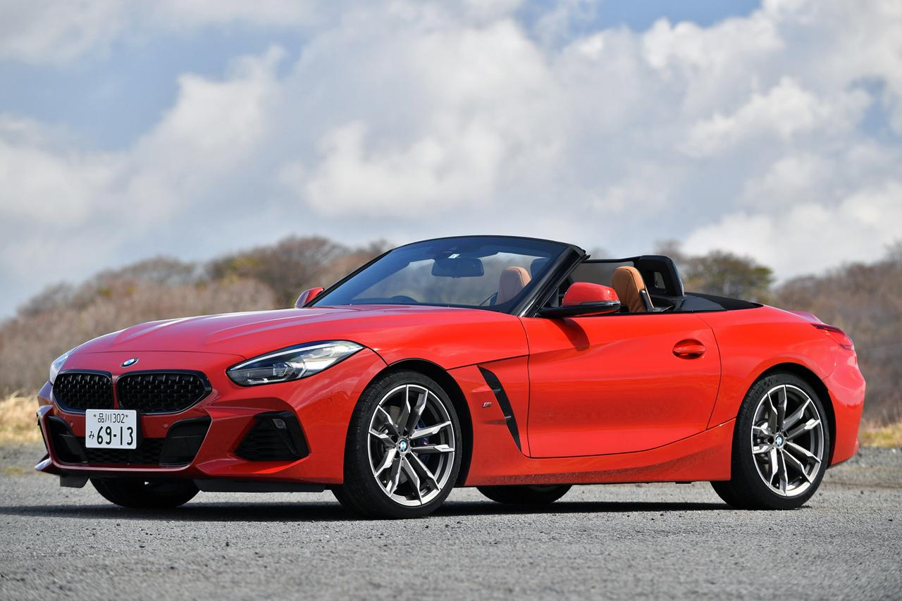 Images : 2番目の画像 - BMW Z4 - Webモーターマガジン