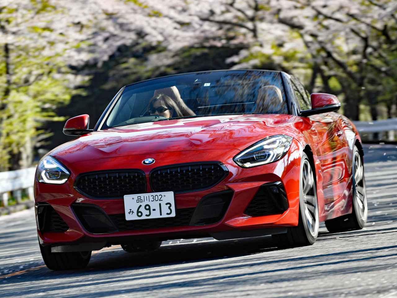 Images : 1番目の画像 - BMW Z4 - Webモーターマガジン