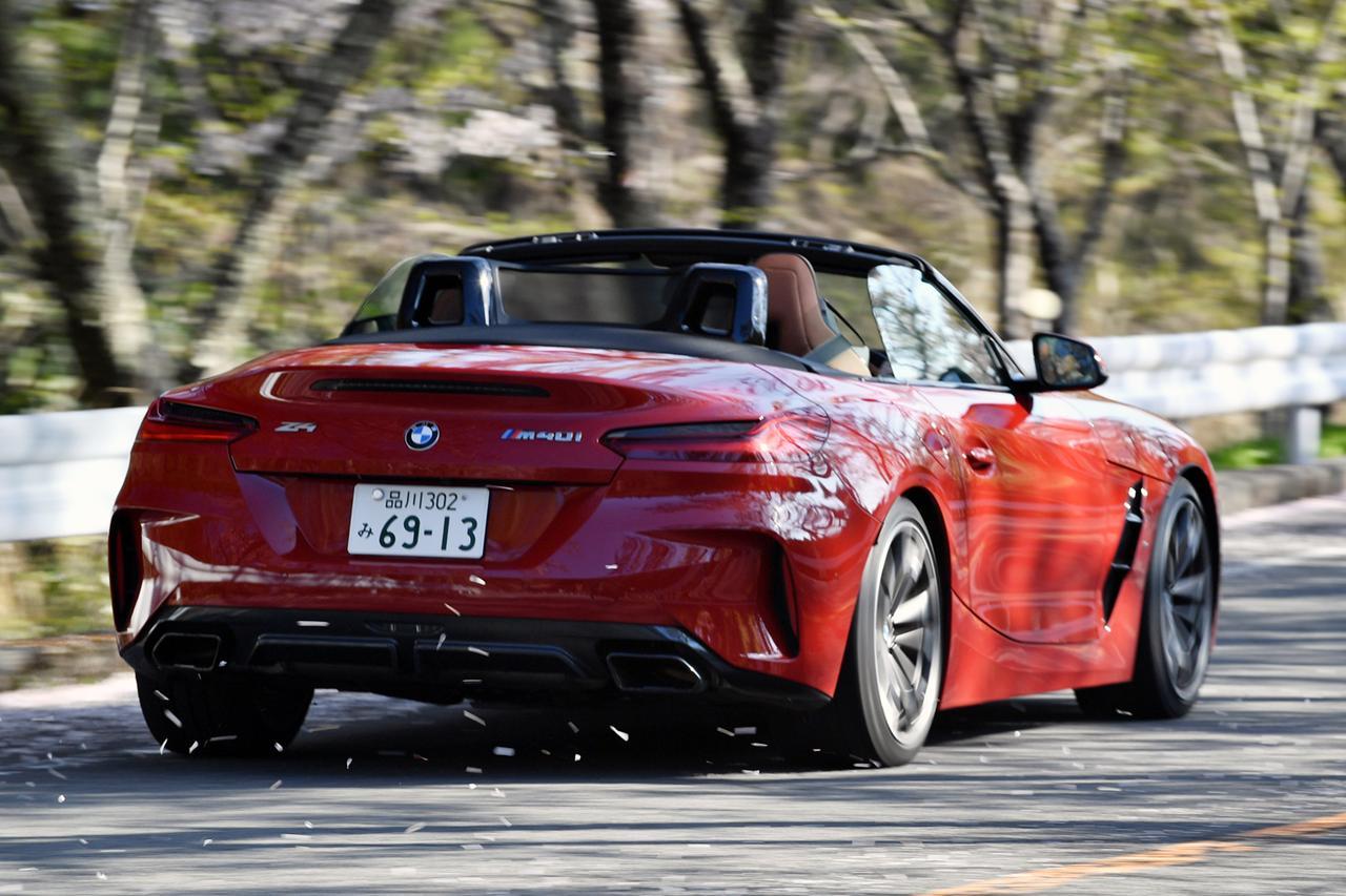 Images : 12番目の画像 - BMW Z4 - Webモーターマガジン