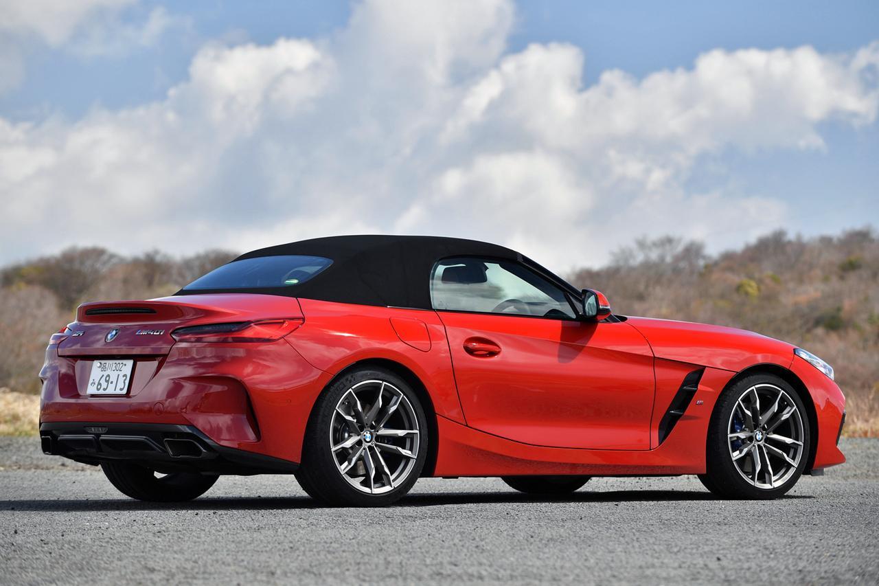 Images : 3番目の画像 - BMW Z4 - Webモーターマガジン