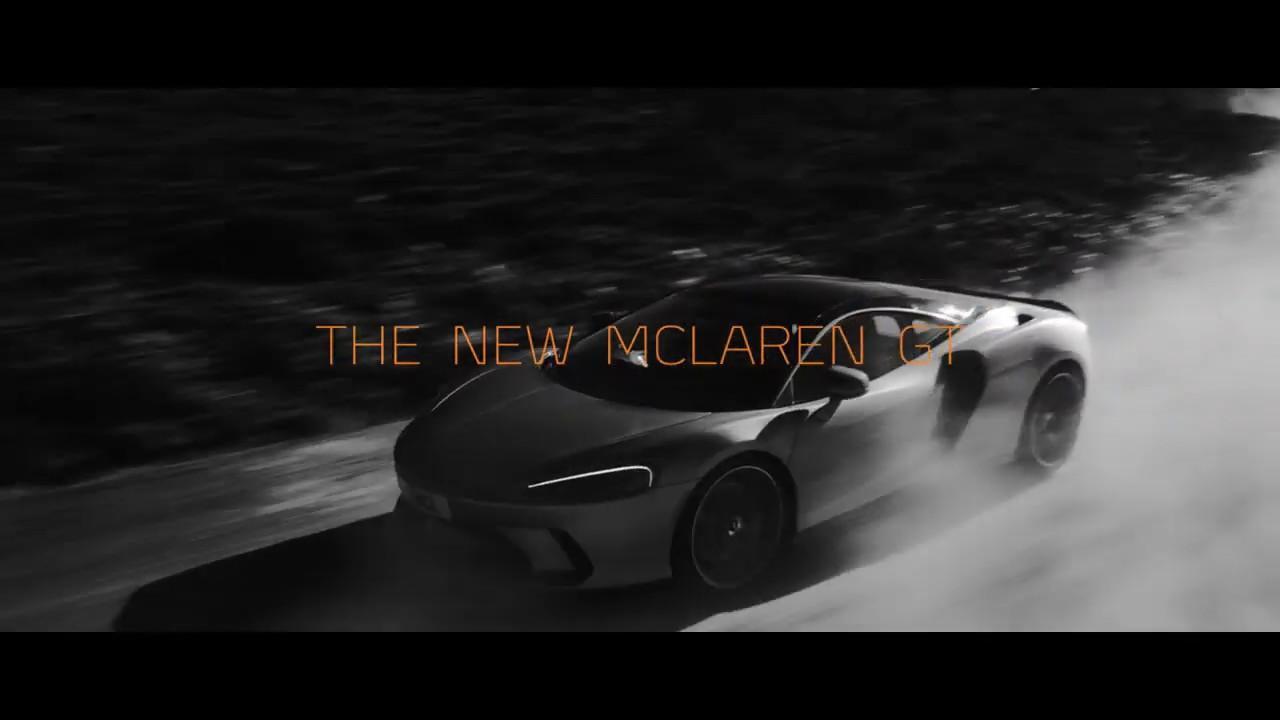画像: The New McLaren GT: New Rules www.youtube.com