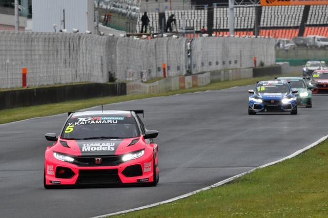 画像3: Audi RS3 LMSの篠原拓朗がポール獲得も・・・