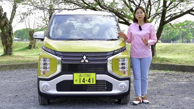 画像: 竹岡 圭の今日もクルマと・・・三菱eKクロス Test Drive youtu.be