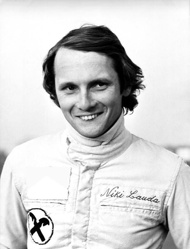 画像: フェラーリ時代のニキ・ラウダ氏。1975年、1976年、フェラーリでモナコGPを制している。