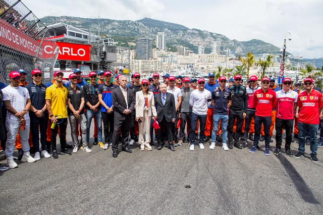 画像: モナコGPはラウダ氏追悼レースとなった。